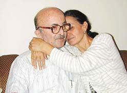 General Nadien Ltief & his wife